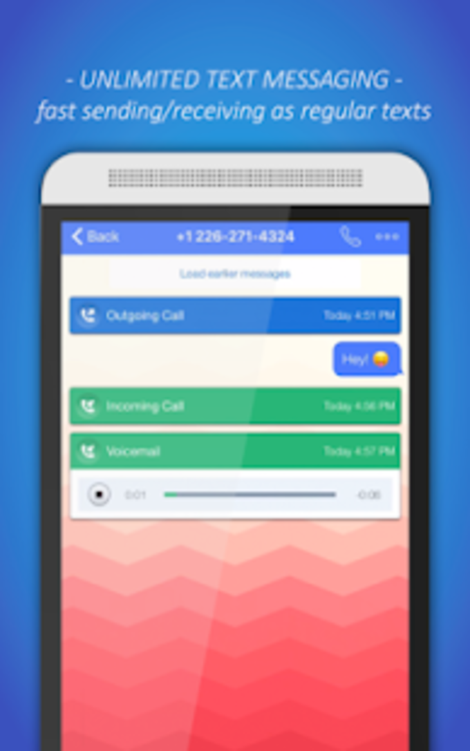 Free Text Now - Calling And Texting App for Android - Download