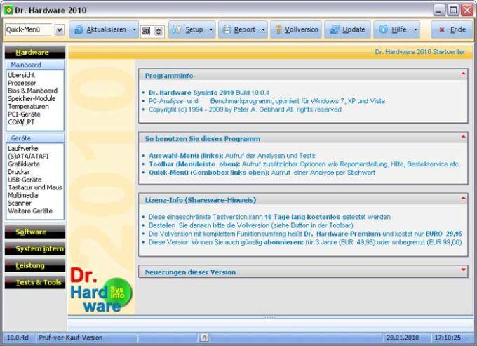 Dr. Hardware