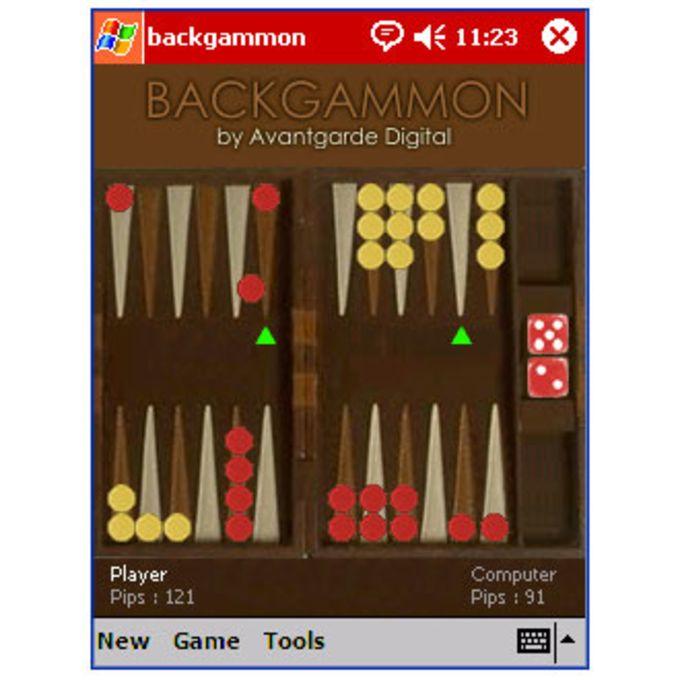 Backgammon II Lite