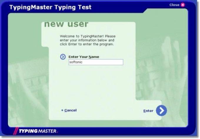 TypingMaster Typing Test