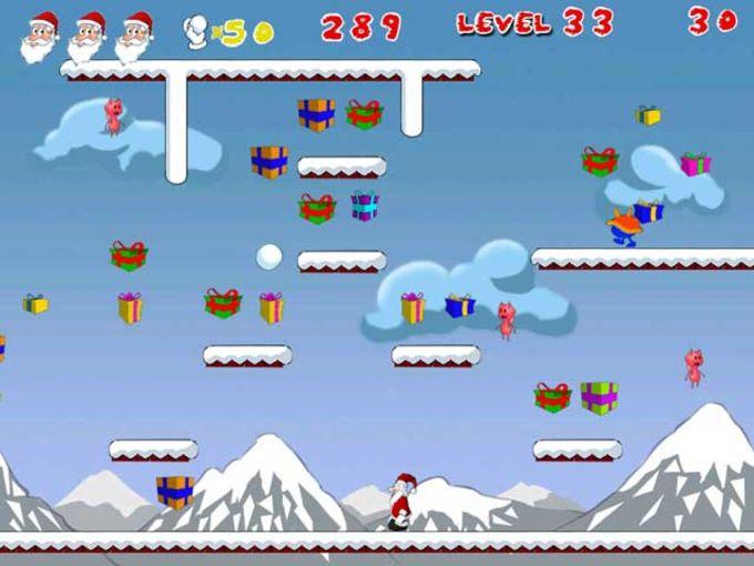 Santa Claus Save the Christmas
