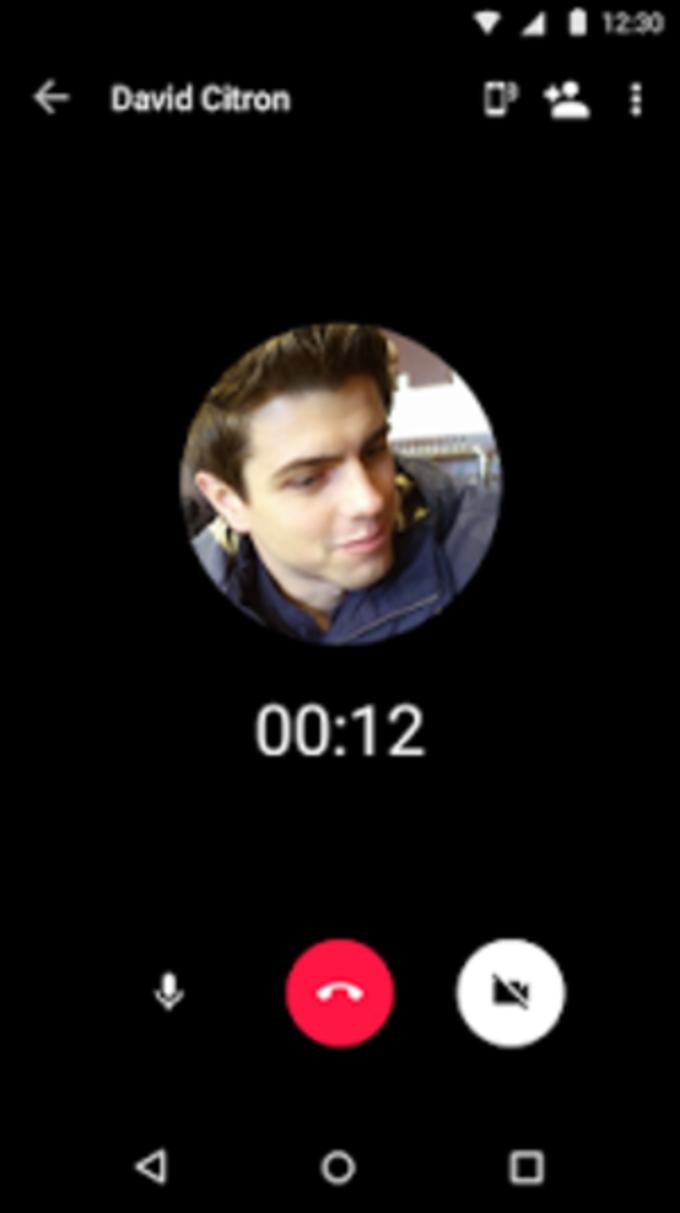 Hangouts Dialer