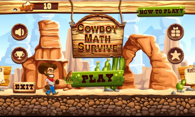 Cowboy Math Survive