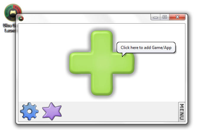 Ultra Game Launcher