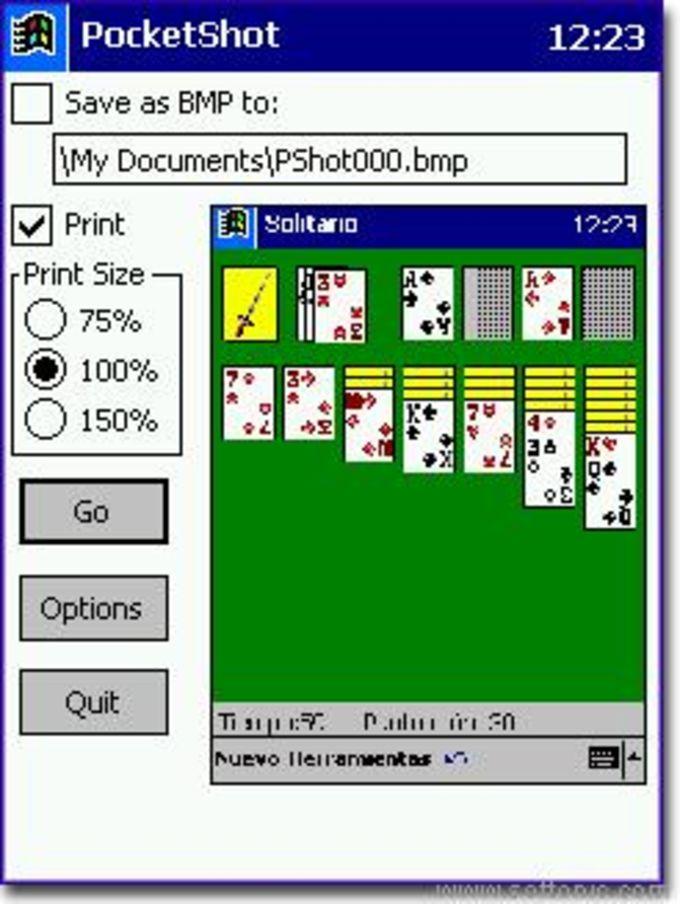 PocketShot