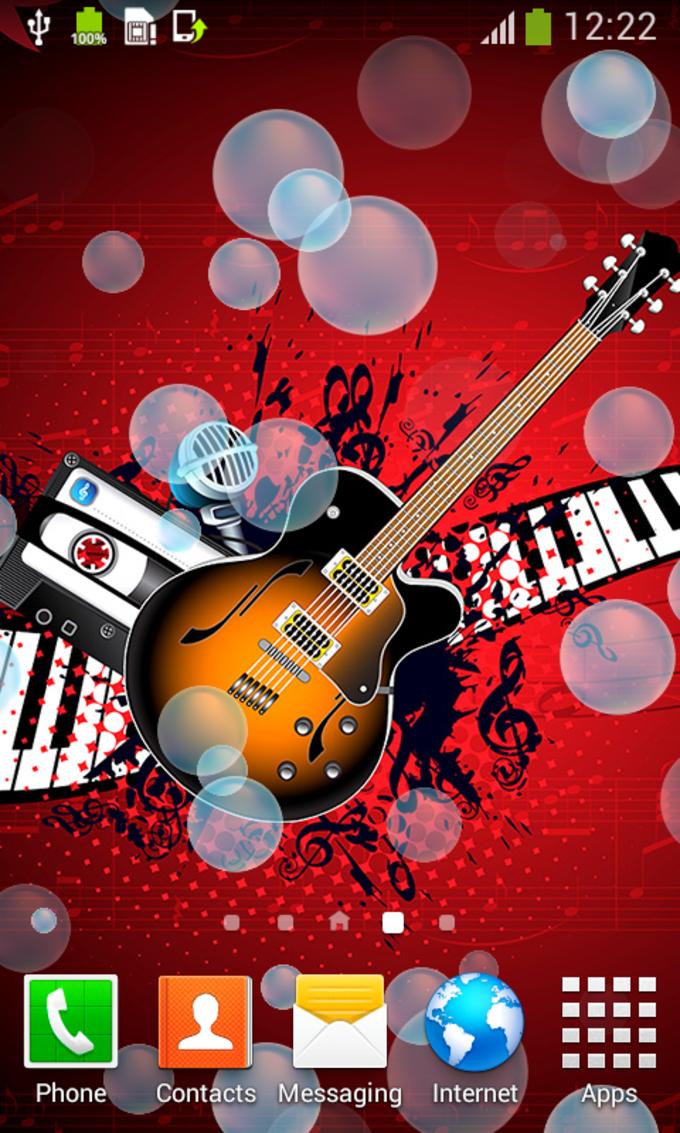 Guitar Live Wallpapers
