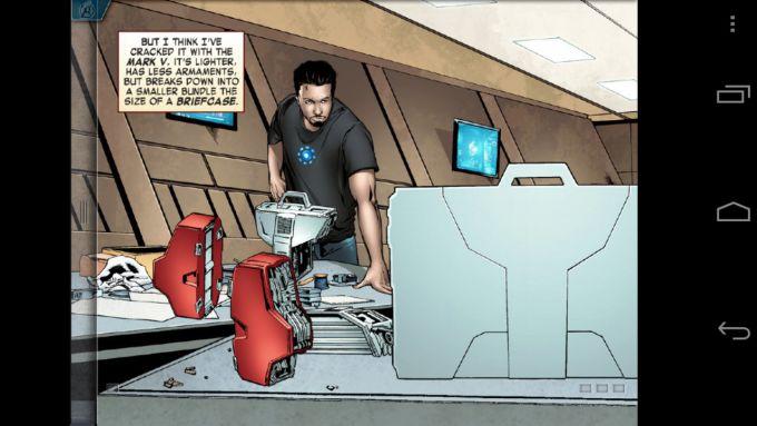 The Avengers - Iron Man Mark VII