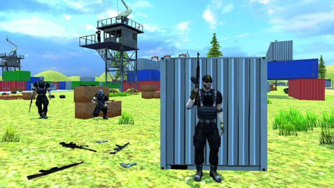 Free Fire Survival Battlegrounds: FPS Gun Shooting for Android