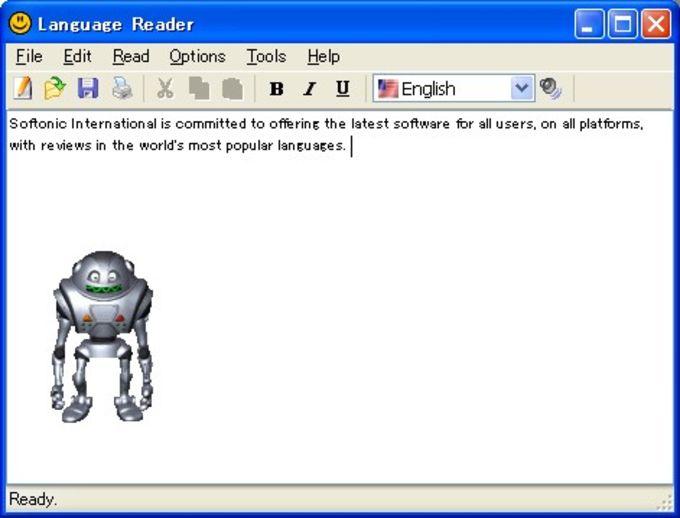 Language Reader