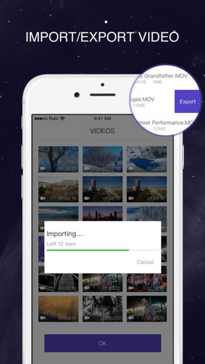 Video Vault Save Video