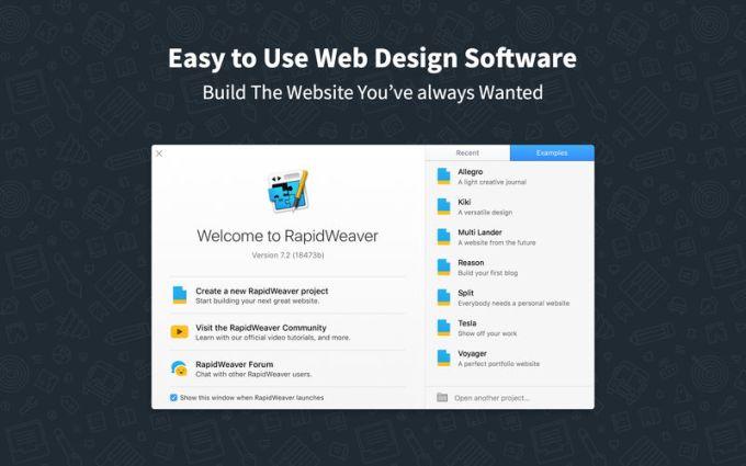 RapidWeaver 7