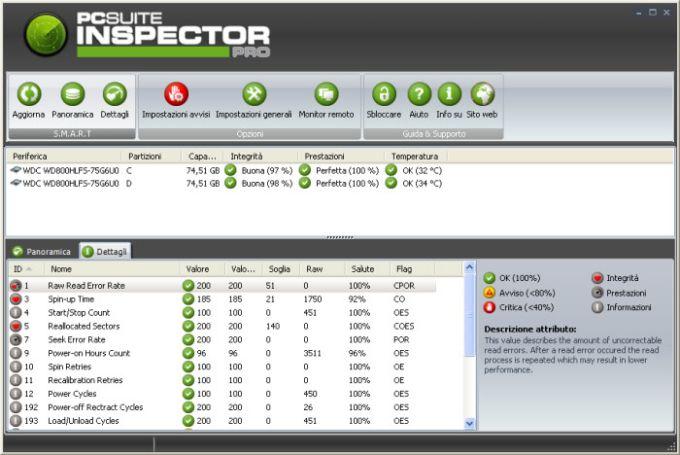 PCSuite Inspector