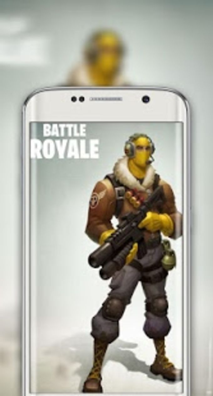 Fortnite Mobile Game Wallpaper