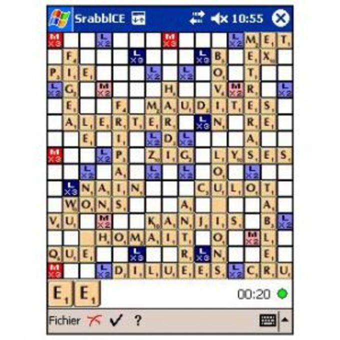 ScrabblCE