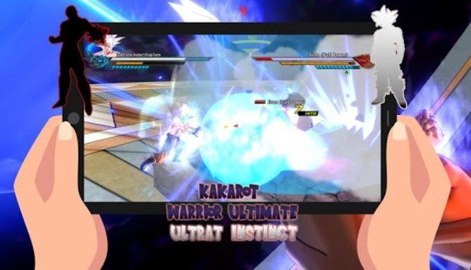 Kakarot Warrior Ultimate Ultrat Instinct