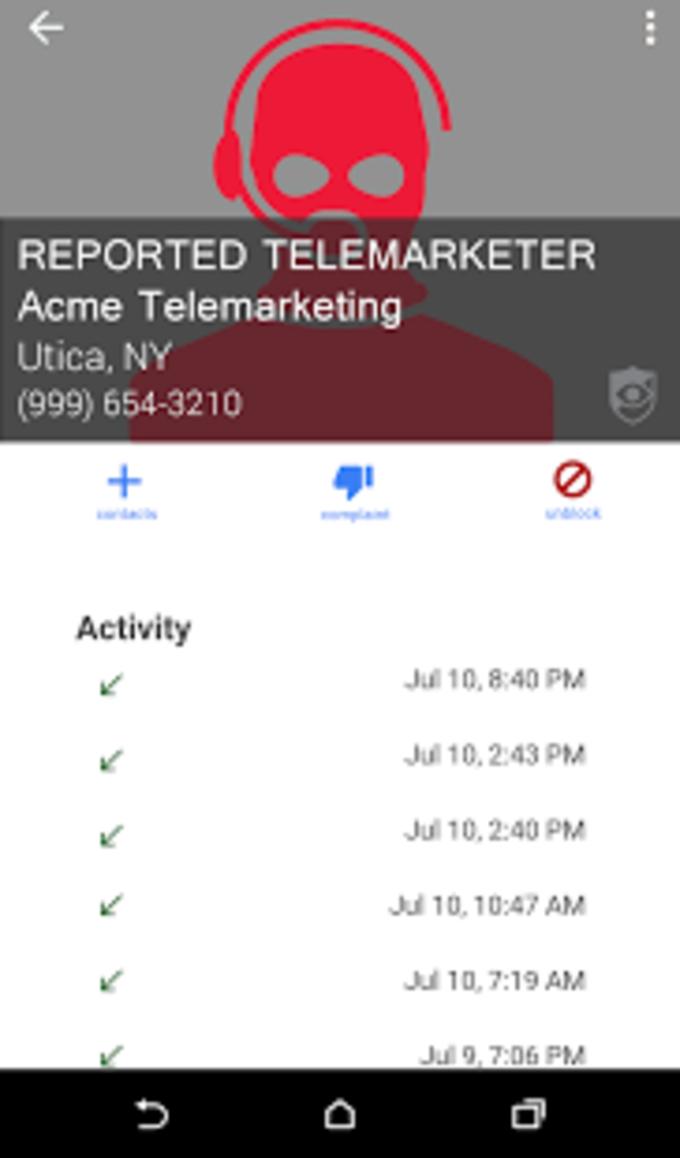 CallWatch-Boost/Virgin/Sprint