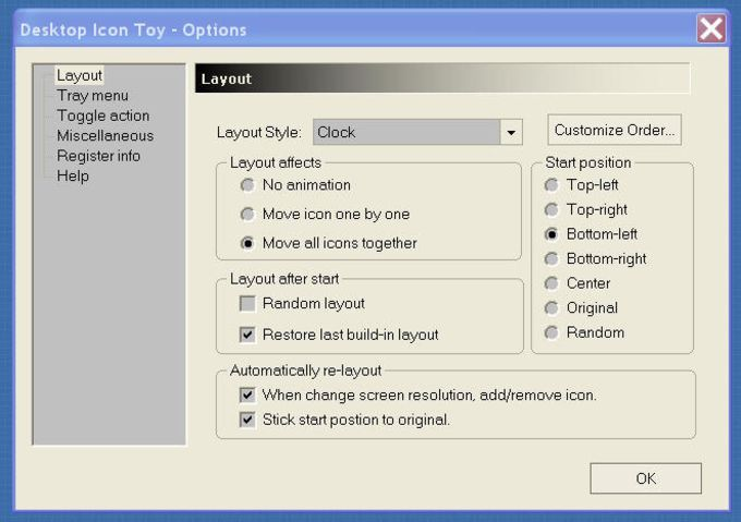 Desktop Icon Toy