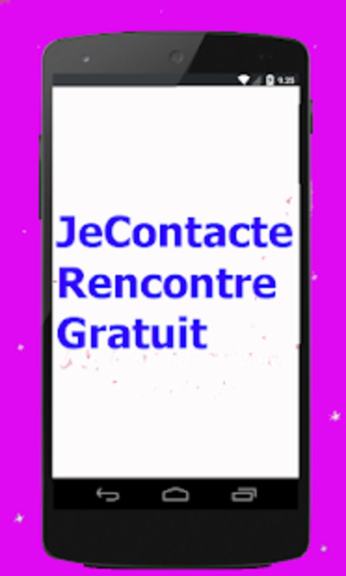 JeContacte-Rencontre Gratuit