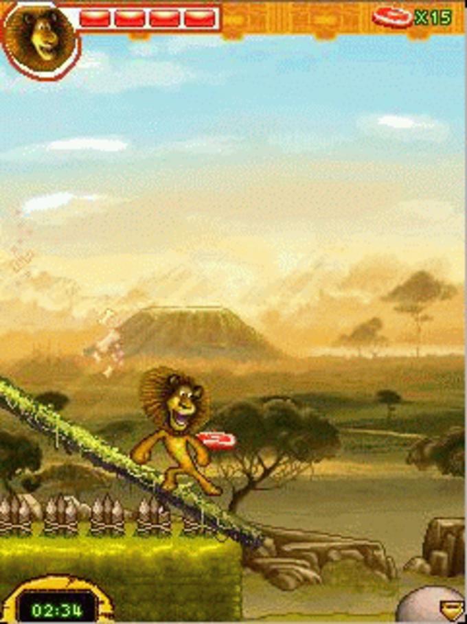 Madagascar 2 : Escape to Africa