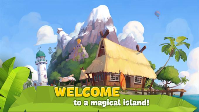 Lost Island: Adventure Quest  Magical Tile Match