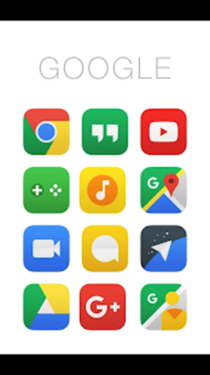 OS X 11  Icon Pack Iphone X