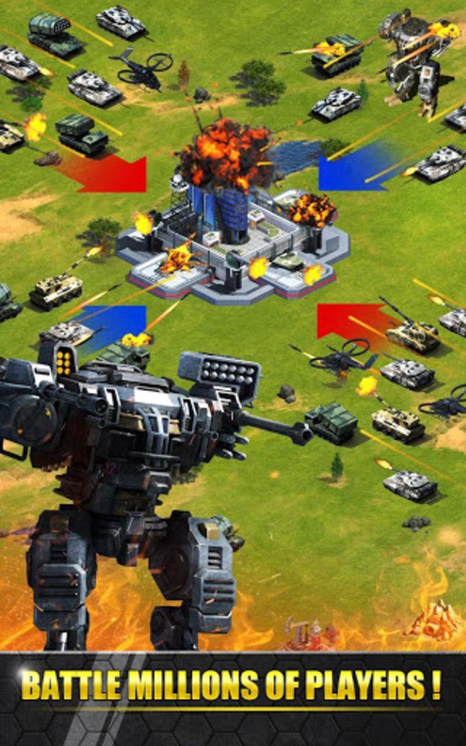 Armor War : Mech Storm