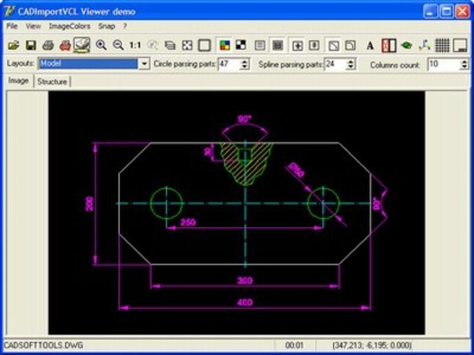 CAD VCL