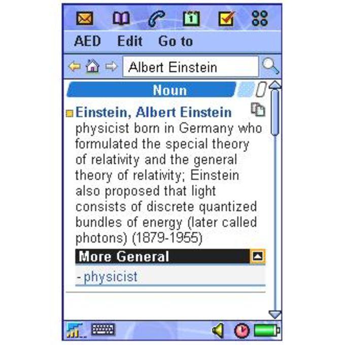 UIQ-Advanced English Dictionary (UIQ)