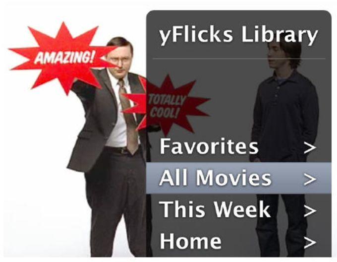 yFlicks