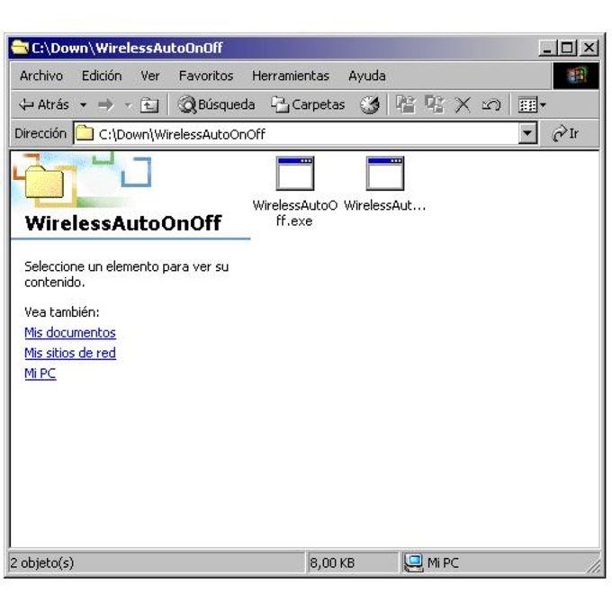 iPAQ WirelessAutoOn/Off