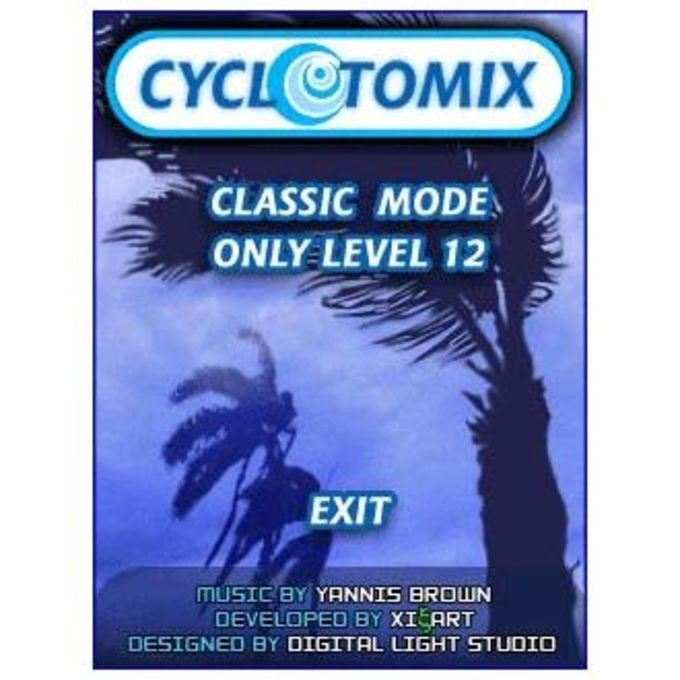 Cyclotomix