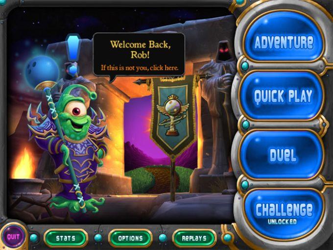 Peggle World of Warcraft Edition