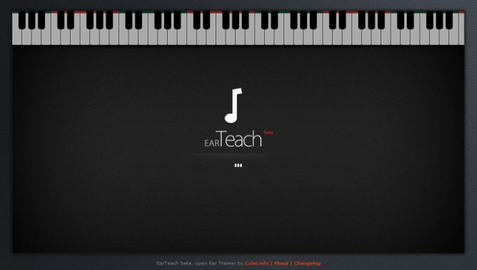 Ear Teach, musical ear training