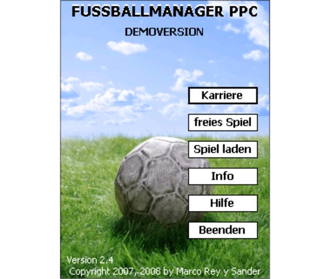Fussballmanager PPC