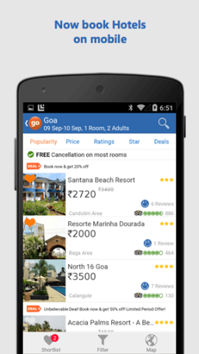 Hotels Flights Bus Booking
