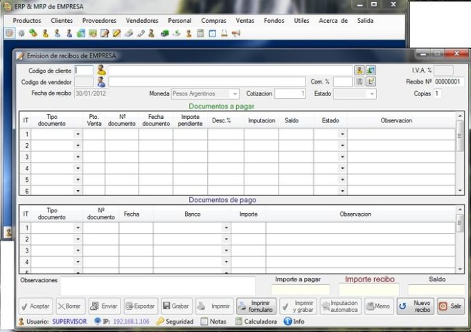 Gestion de ventas Magsis Version Full