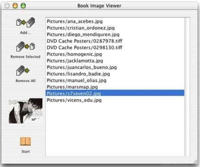 Book Image Viewer
