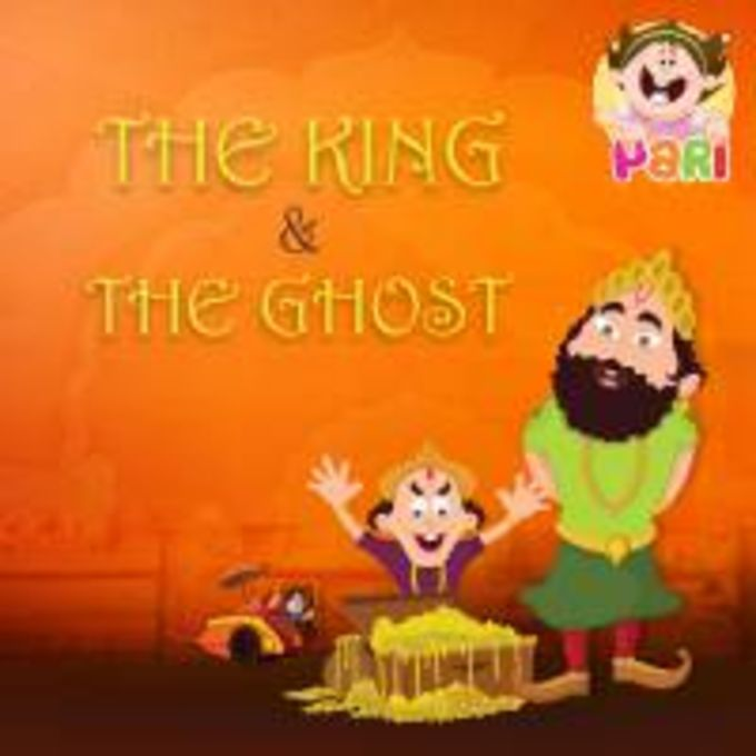 Moral Stories King and The Ghost