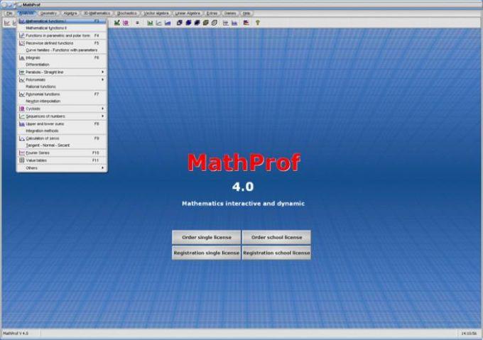 MathProf