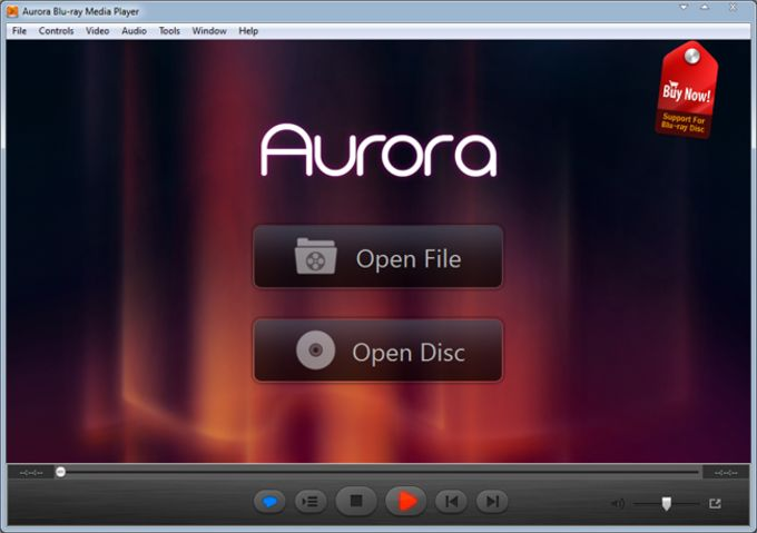 Aurora Blu-ray Media Player