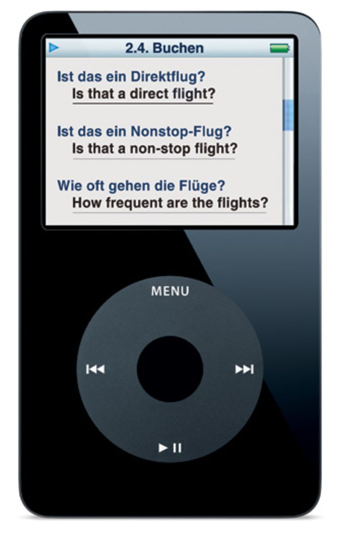 iPod Translator Englisch