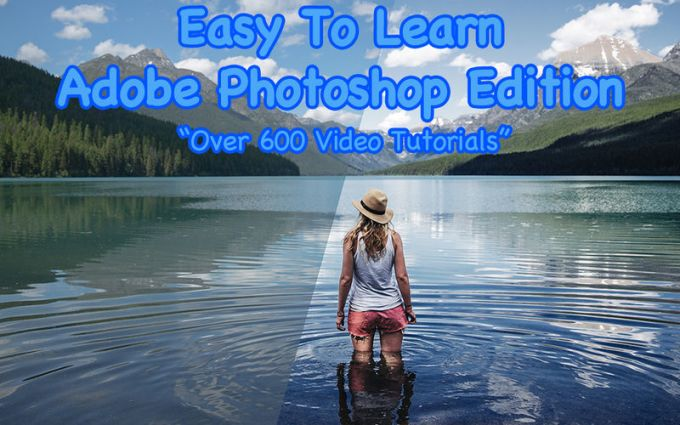 Easy To Learn - Adobe Photoshop Edition