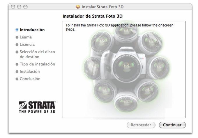 Strata Foto 3D