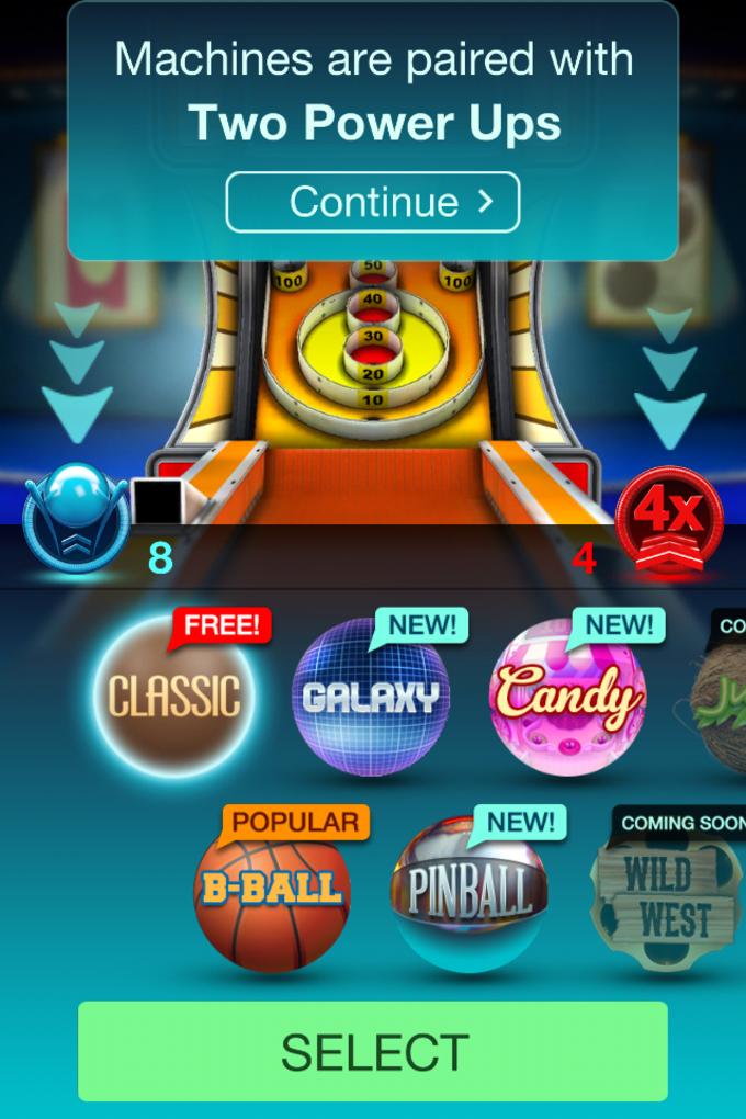 Skee-Ball Arcade