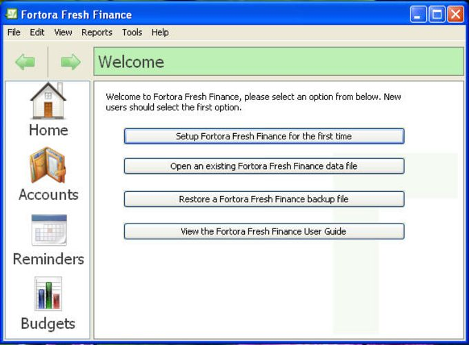 Fortora Fresh Finance