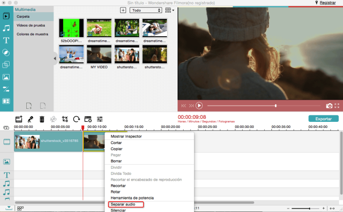 Wondershare Filmora Video Editor