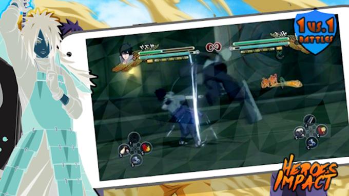 Ultimate Ninja 1VS1 Heroes Impact