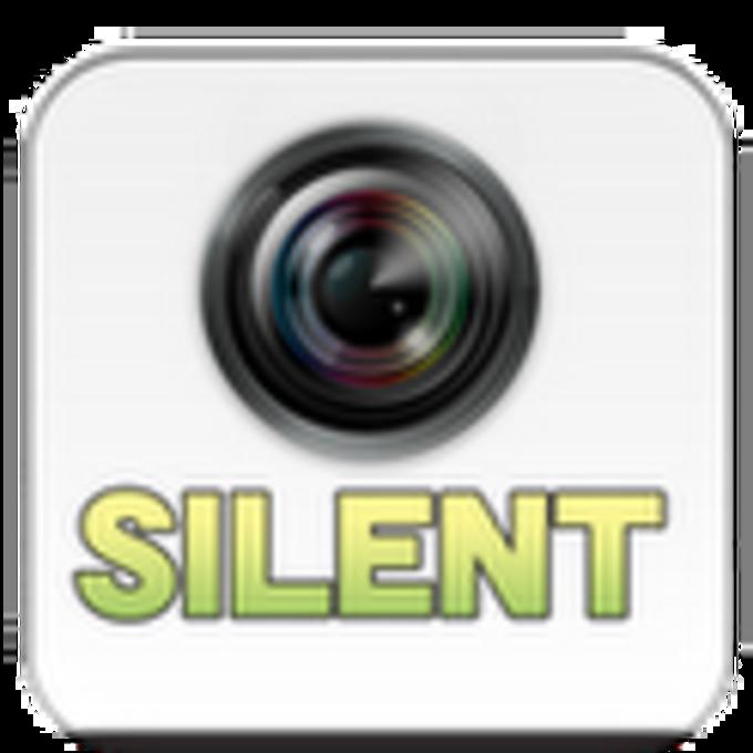 無音カメラ(サイレントシャッター)