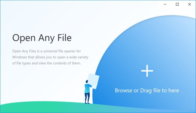 Open Any File - Preview/unpack RAR,ZIP,7z,Tar