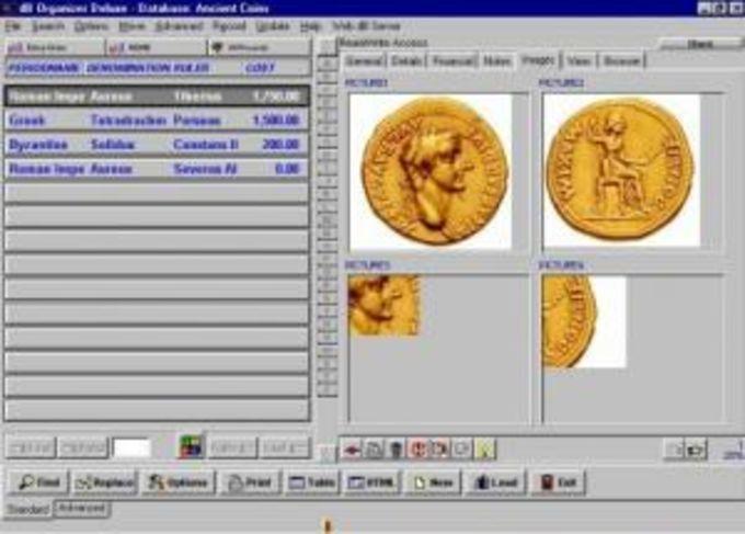Coin Organizer Deluxe